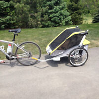 Chariot Cougar Bike Carrier