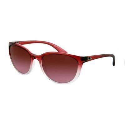 Pink Sunglasses Cheap (NIB-Womens Cheap Erika RB4274 Wine Gradient Frame Wine Lens)