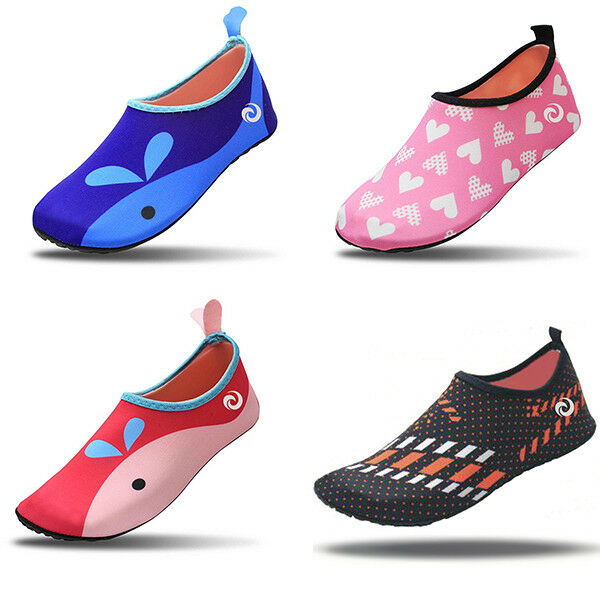 Kids Toddler Water Shoes, water socks for pool, beach, outdo