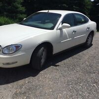 2005 buick allure low km!