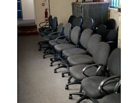Mixed Operators Chairs, With and Without Arms, FROM £25