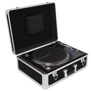 Gorilla Universal DJ Turntable Vinyl Record Deck Flight Case / Carry Case