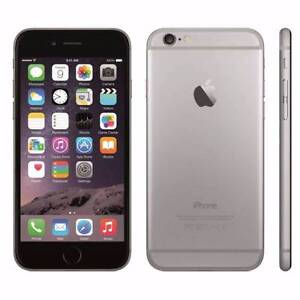 Apple iPhone 6 - 64GB - Space Grey Smartphone - Brand New. Fitzroy North Yarra Area Preview