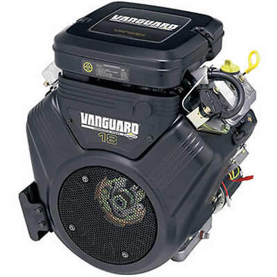 Briggs & Stratton Vanguard™ 570cc 18 Gross HP V-Twin OHV Electric Start...