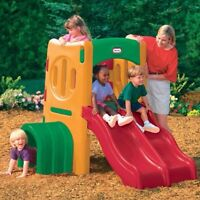 Looking for outdoor kid play slide toy toddler