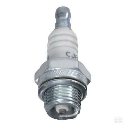 Champion Copper Plus CJ8 Spark Plug Universal Lawnmower Strimmer Petrol Engines