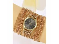 Vintage Wrap Bracelet Watch