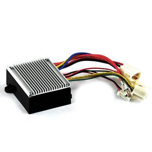 control module with 7 connectors razor e200 v24 e300. Black Bedroom Furniture Sets. Home Design Ideas