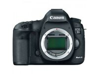 **BRAND NEW CANON 5D MK III DSLR CAMERA + FREE 16GB SANDISK CARD**