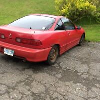 Trade my integra for a dodge or Chevy 1500