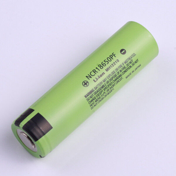 1PCS Panasonic NCR18650PF Battery 10A Rechargeable Li-ion 3.7V Battery 2900mah
