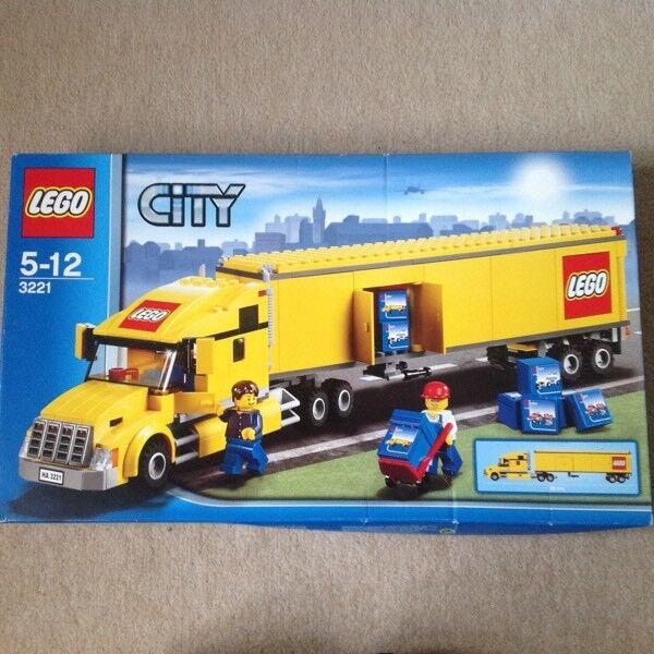 Lego City Truck Set 3221 In Harwich Essex Gumtree