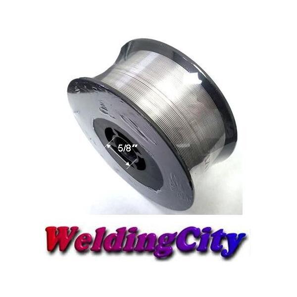0.9mm WeldingCity 2 Rolls of Aluminum MIG Welding Wire ER5356 1-Lb Spool 0.035