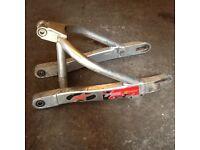Pit bike swingarm