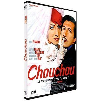 CHOUCHOU Gad Elmaleh Alain Chabat avec 2 NEW DVD FREE POST mmoetwil@hotmail.com, occasion d'occasion  Molenbeek-Saint-Jean