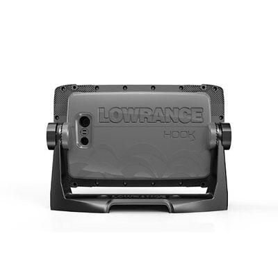 LOWRANCE HOOK2-7X FISCHFINDER FISHFINDER SPLITSHOT SCHWINGER ECHOLOT GPS PLOTTER (Lowrance Gps Fishfinder)