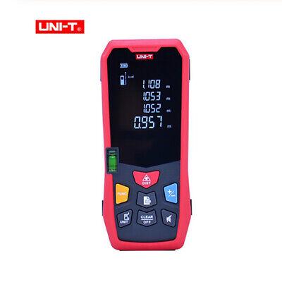 Uni-t Laser Distance Meter Mini Rangefinder Diastimeter 50m Range Finder Data Ho