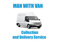 Man and Van - Good Rates - Transport with Large Hi Top Van Cannock Courier Walsall West Midlands