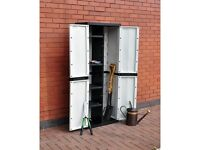 Large Garden Storage Cabinet (FREE LOCAL DELIVERY)