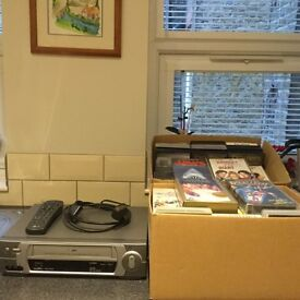 Free LG Video Recorder and tapes