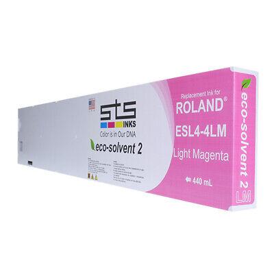 Roland Eco-sol Max 2 220ml Ink Lt Magenta