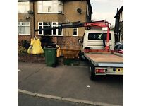 Hiab hire demolition and waste removal