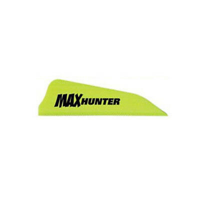 AAE Max Hunter Vanes Yellow 100 Pack