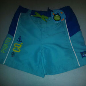 New Boys 2T swim shorts 2 to choose from