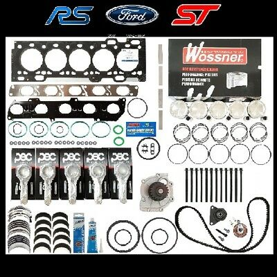 New GENUINE FORD FOCUS ST225 ST 2.5 FULL SERVICE KIT RS SPARK PLUGS UPGRADE!