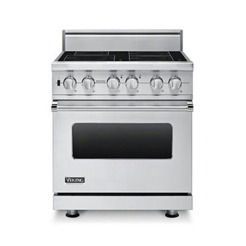 Viking Professional Series 30' Stainless Pro-Style Induction Range VISC5304BSS