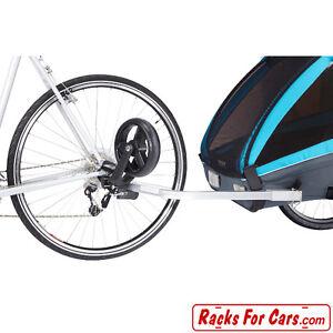 Thule Coaster XT Bike Trailer and Stroller for 2 Children Edmonton Edmonton Area image 2