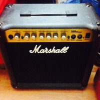 Marshall mg15cdr guitar amp