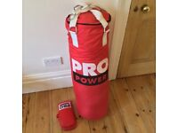 Punchbag - 3ft PRO POWER