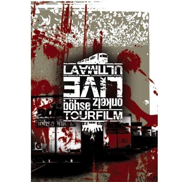"""BÖHSE ONKELZ """"LA ULTIMA/LIVE IN BERLIN"""" 2 DVD NEU SCHAU"""