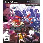 Under Night In-Birth Exe: Late Video Games