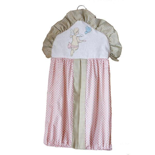 ANGEL CHERISH Cherub DIAPER STACKER Rose Baby Nursery NEW