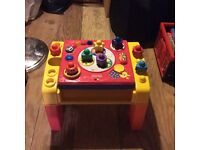 Kids activity table. Used good condition.
