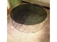 Genuine Minotti Coffee Table (Caulfield), Rodolfo Dordoni, designer (2003) RRP £1250, Now £350!