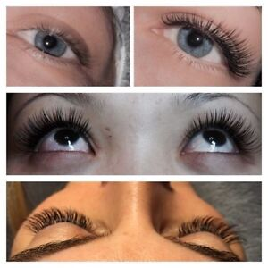 Individual eyelash extensions West Island Greater Montréal image 4