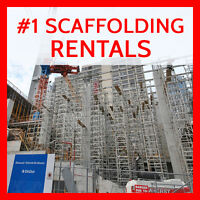 #1 Scaffolding Rentals and Sales | TCS Construction