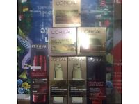 L'oreal age perfect products skincare set