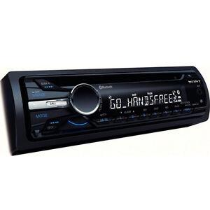 similiar sony bluetooth car stereo keywords sony mex bt3000 bluetooth car stereo front aux input xplod car radio