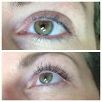 NAILS, WAXING, INDIVIDUAL EYELASH EXTENSIONS