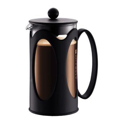 Bodum KENYA Kaffeebereiter aus Borosilikatglas French Press Pressfiltersystem