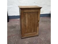 Beautiful Victorian pine larder cupboard
