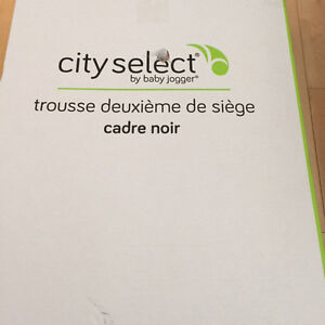 City select by baby jogger