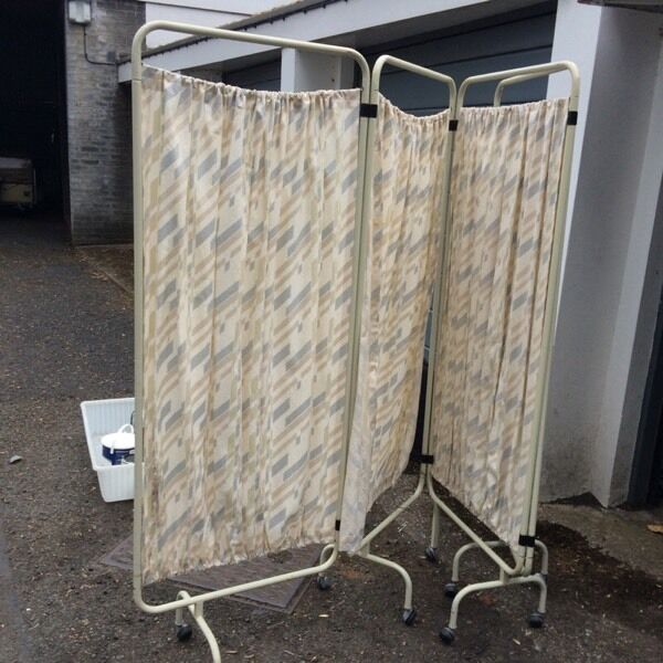 Vintage Hospital Screen In West End Glasgow Gumtree
