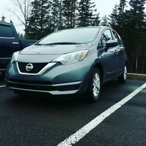 2017 Nissan Versa Note SV  - Bluetooth -  Heated Seats - $115.62