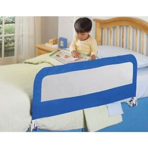 Summer Sure & Secure Single Bed Rail Blue