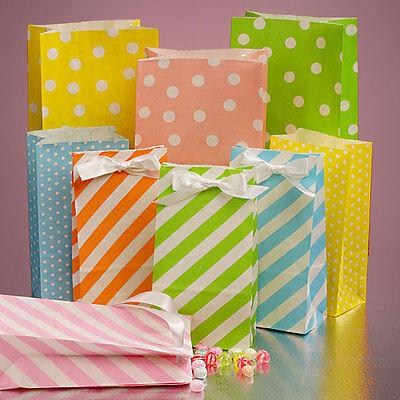 Paper Favor Bags (5 X 9.5